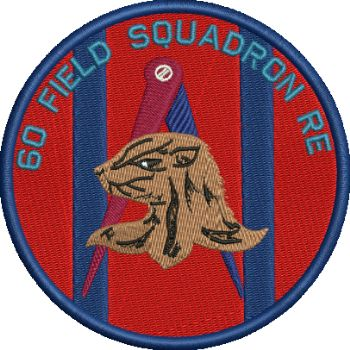 60 Fld Sqn Badge